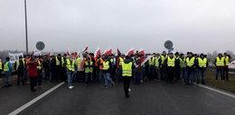 Koniec protestu na A2! Rolnicy posłuchali policji
