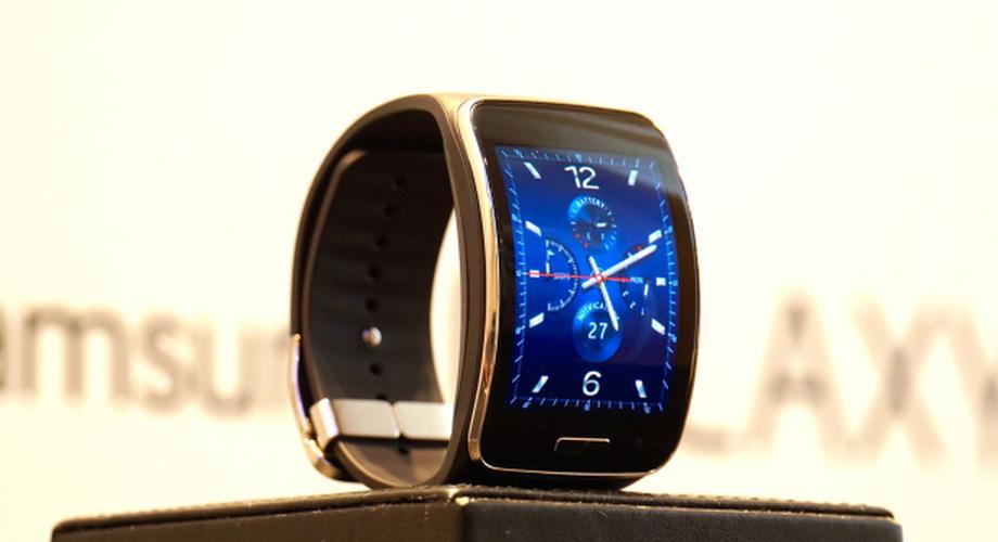 Hands-on: Samsung Gear S