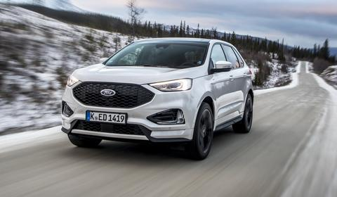 Ford Edge po liftingu – druga młodość