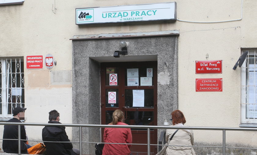 W czasie pandemii rośnie bezrobocie w Polsce