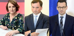 Burzyńska: szarża Ziobry może doprowadzić do zaskakujących rezultatów! [OPINIA]