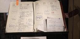 Tak wygląda prywatny notes Olgi Tokarczuk. Mamy zdjęcia!