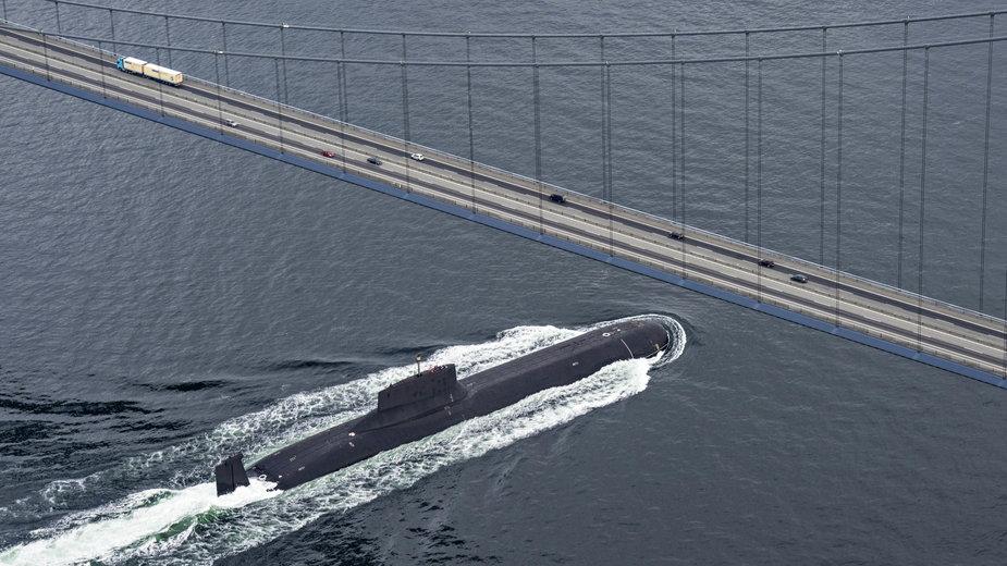 """""""Dmitrij Donskoj"""". Największy okręt podwodny świata"""