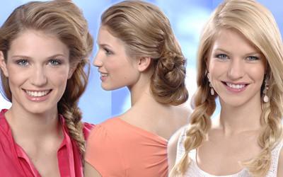 Fryzury Na Lato Długie Włosy