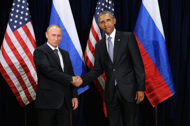Spotkanie Putin-Obama w ONZ