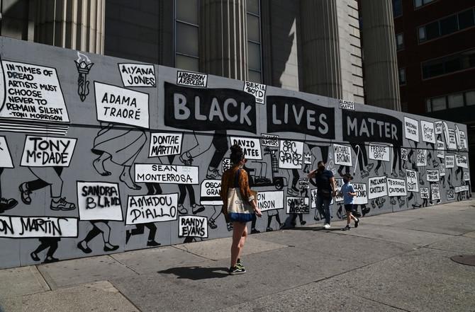 Epidemiju u Njujorku prate brojni protesti