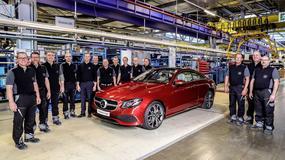 Nowy Mercedes-Benz klasy E Coupe już produkowany w Bremie