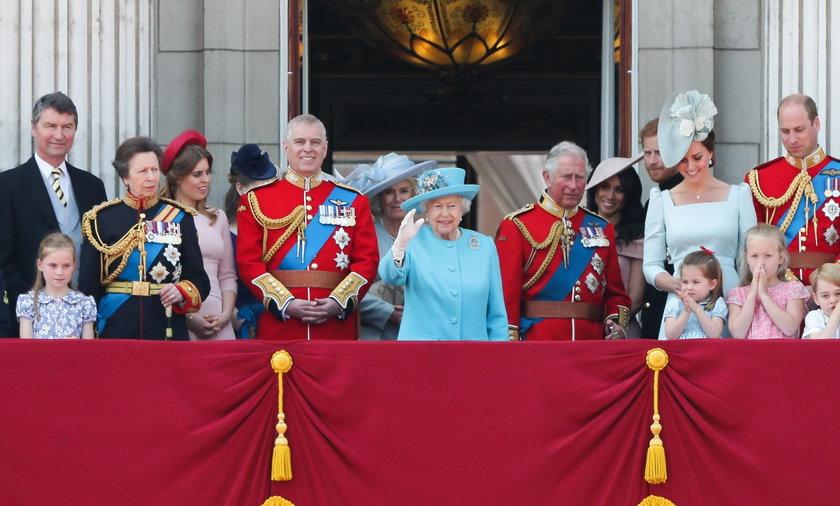 Królowa Elżbieta po raz kolejny zostanie prababcią.