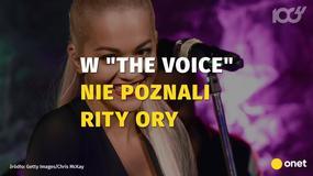 """W """"The Voice"""" nie poznali gwiazdy muzyki pop"""