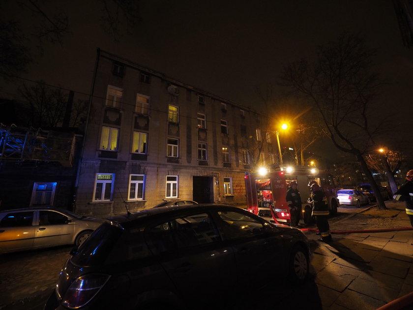 Tragedia na Czechosłowackiej. Dwie osoby nie żyją