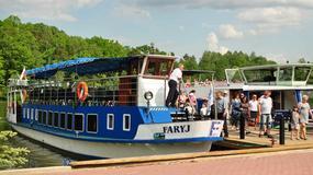 Na mazurskie jeziora wypłyną pierwsze pasażerskie katamarany