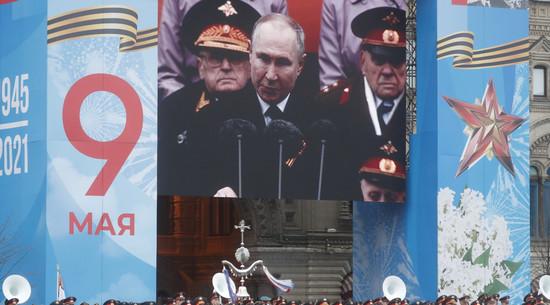 Putin: Są próby pisania historii na nowo i usprawiedliwienia zbrodniarzy