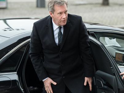 Christian Wulff był prezydentem Niemiec w latach 2010-2012