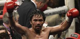 Legenda boksu wraca na ring. Stoczy pożegnalną walkę