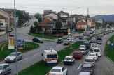 Kolaps na Zapadnom Tranzitu Banjaluka