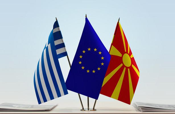 Gdy Macedonia zmieni nazwę, porozumienie powinien też ratyfikować parlament w Atenach.