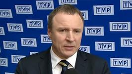 TVP tłumaczy się z wymazania serduszka WOŚP na kurtce posła