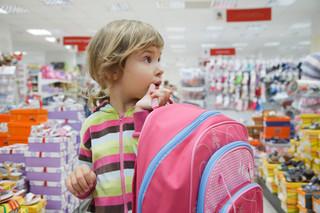 Co robić, gdy w sklepie zaginie dziecko