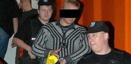 Szkoci złapali polskiego bandytę