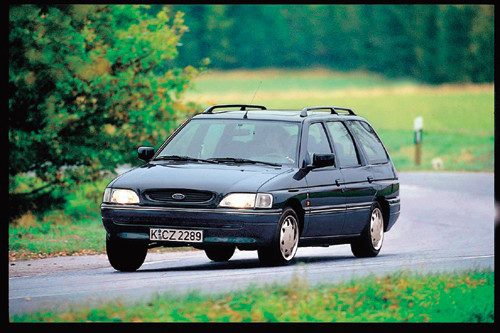 Volkswagen Golf II - A on jeździ i jeździ