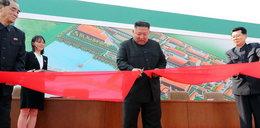 Koreańska agencja: Kim Dzong Un pojawił się na otwarciu fabryki
