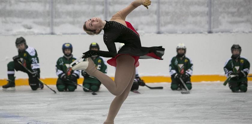 Otwarto lodowisko w Murckach. Dzieciaki skaczą z radości