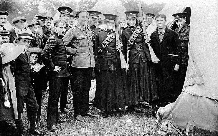 Heroine Prvog svetskog rata