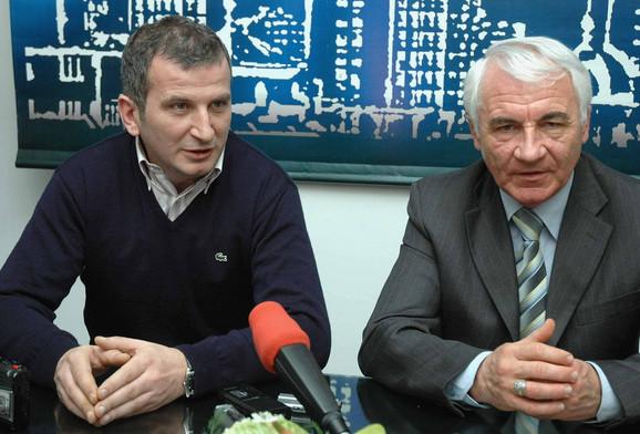 Ništa od posla: Goran Đoković i Veroljub Stevanović