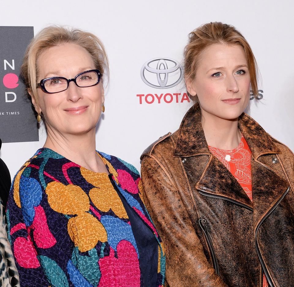 Meryl Streep i Mamie Gummer