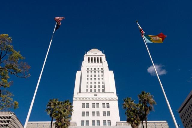 Gradska većnica Los Anđelesa