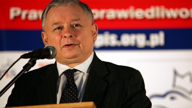 Kaczyński: USA obiecały nam tarczę