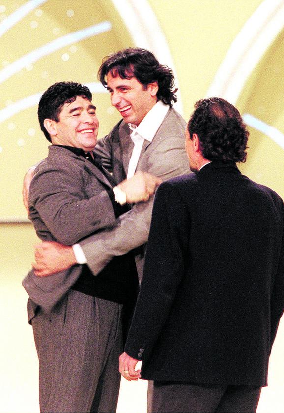 Dijego Maradona i Andrea Karnevale su 1987. i 1990. doneli titule Napoliju