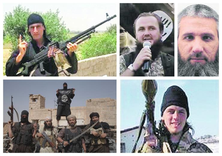 ISIS balkanski dželati kombo