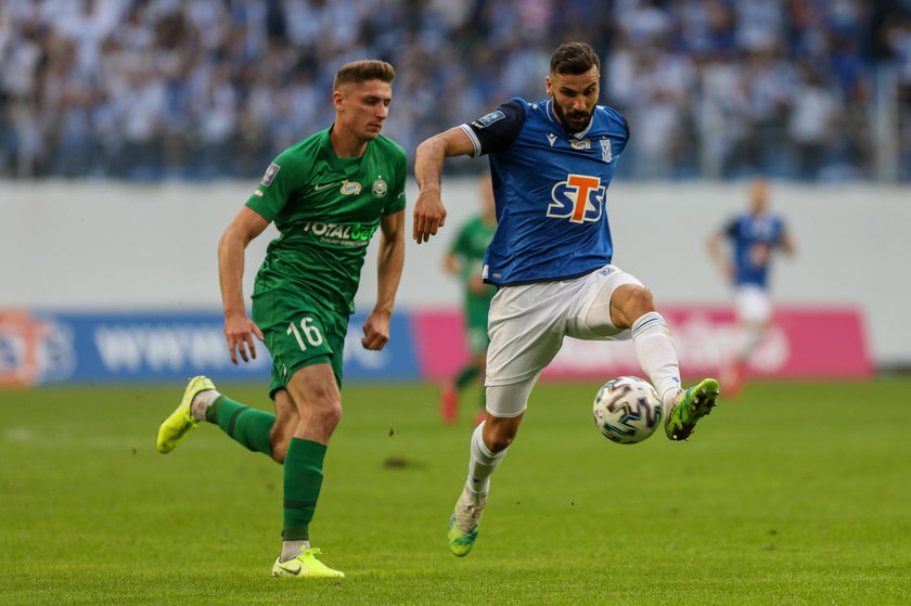 Piłkarze Lecha gotowi do walki