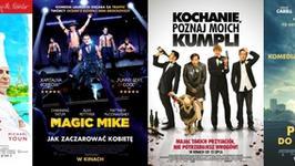 Na co do kina? Kuchenne rewolucje i striptiz