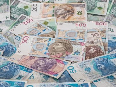 Banknoty koszują 1 proc. PKB Polski
