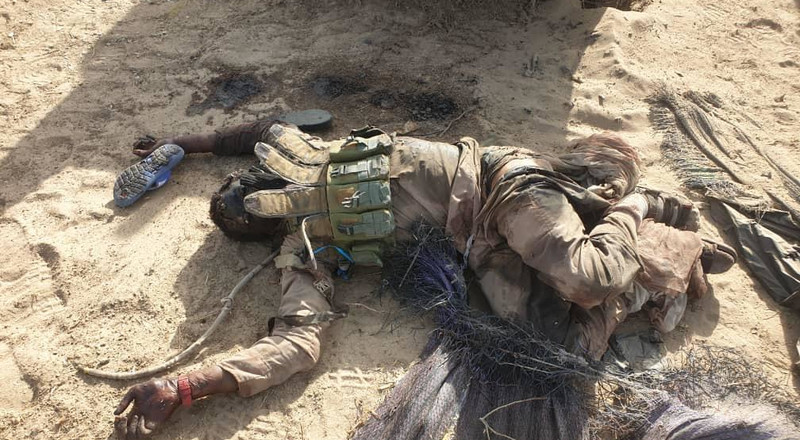 Troops inflict heavy casualty on Boko Haram terrorists in Borno – DHQ