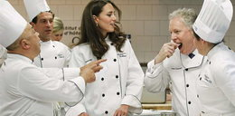 Oto książęca para Kate i William od kuchni!