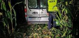 Siemiatycze: Pościg zakończył się w kukurydzy. Złapano kierowców przewożących imigrantów