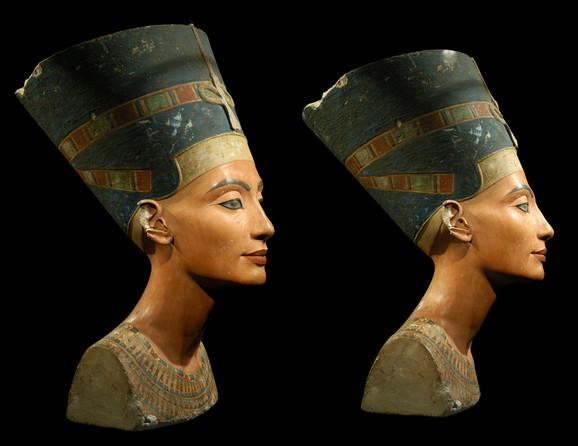 Kraljica Nefertiti i njena nestvarna, mnogi bi rekli