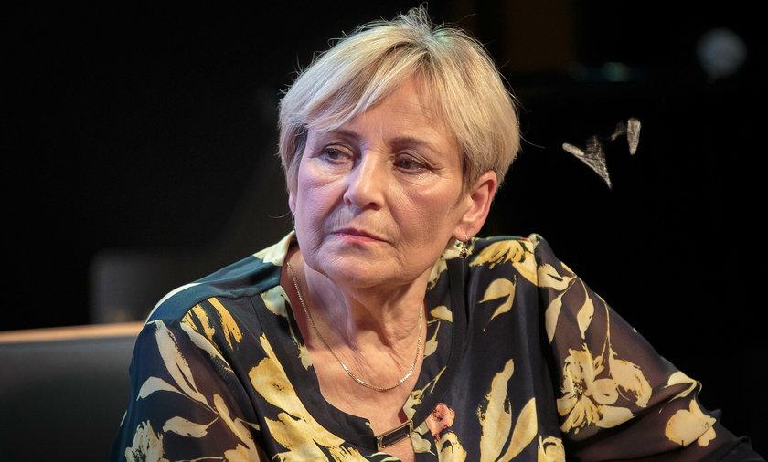 Krystyna Przybylska o śmierci córki