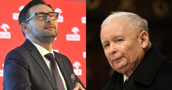 Kaczyński o nagrodzie dla Obajtka: to sukces Polski i wszystkich Polaków - Wiadomości