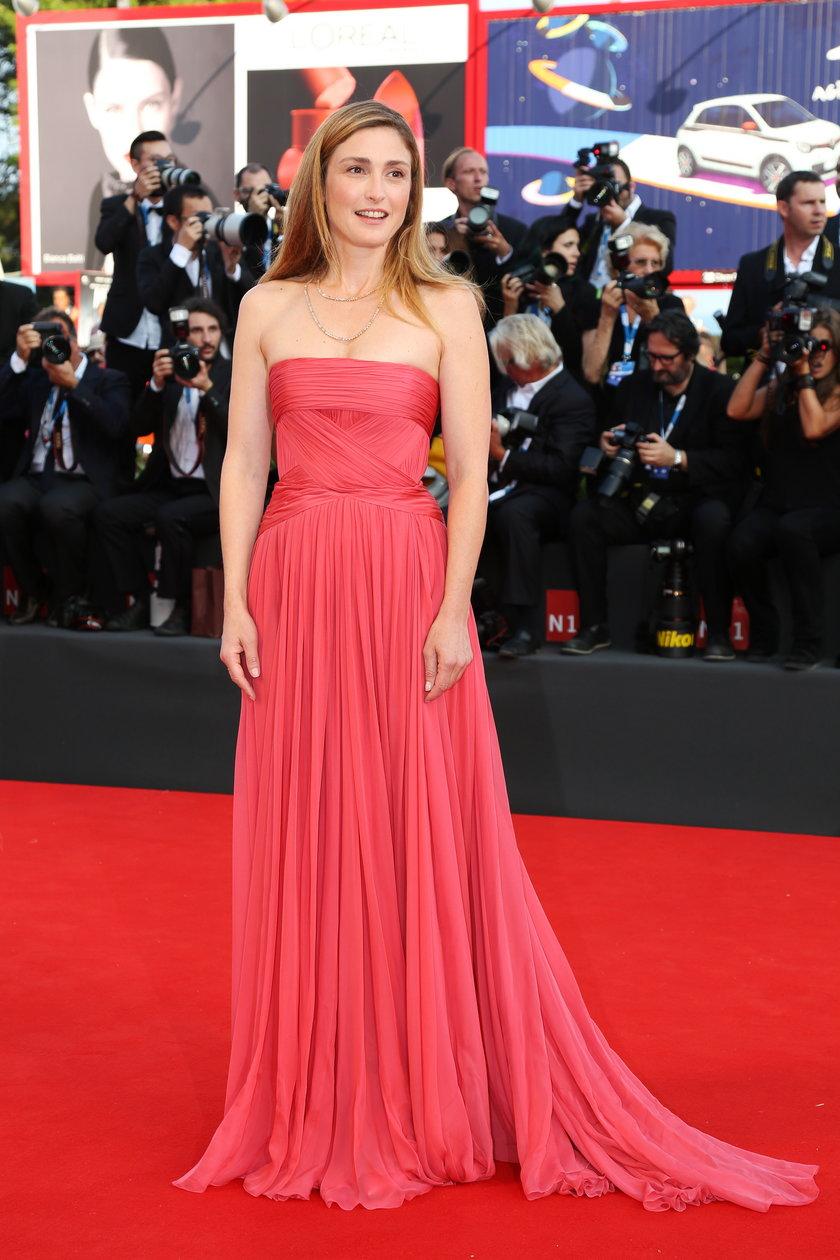 Gwiazdy podczas ceremonii otwarcia 71. festiwalu filmowego w Wenecji