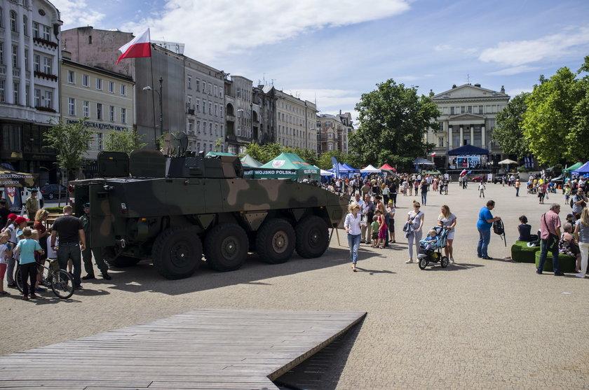 Piknik NATO przyciągnął wielu poznaniaków