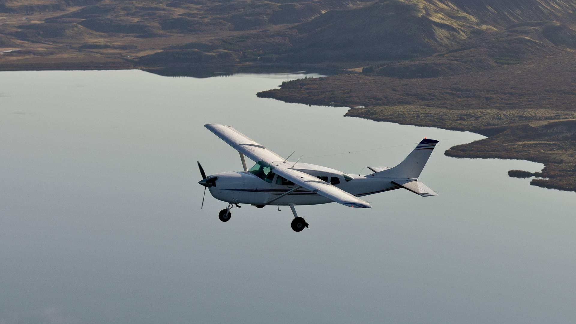 Zu viel Koks an Bord: Wie ein Schmuggler-Flugzeug an