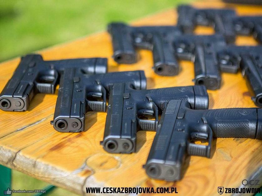 Najnowsza Czeska broń na testach