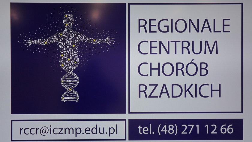 Regionalne Centrum Chorób Rzadkich