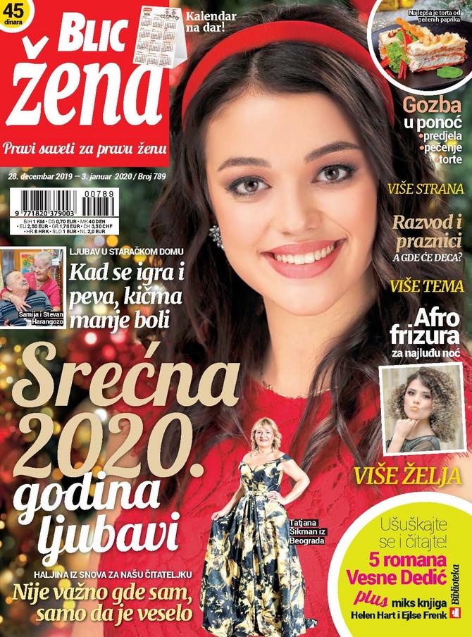 """U novogodišnjoj """"Blic ženi"""" od 28. decembra više tema po istoj ceni"""