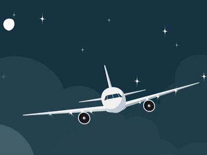 BI: Czym są turbulencje samolotu
