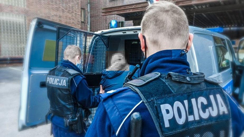 Zabrze: 58-latka aresztowana pod zarzutem zabicia męża